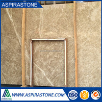 Chinese emperador light marble honed polished