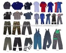 Workwear/ Uniforms/ Working coverall