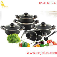JP-AL03 7pcs Aluminum Children\S Cookware