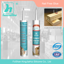 factory OEM service nail free construction adhesive no more nails liquid