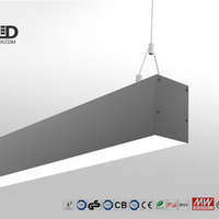 Industrial Led Linear Lighting Fixture Led