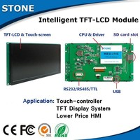 fpc electronic components tft lcd monitor