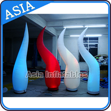 Inflatable Lighting Column, Inflatable Light Decoration