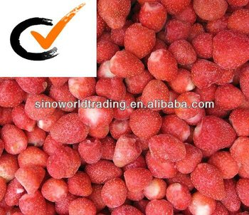 iqf strawberry( high quality)