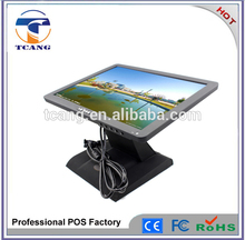 15 pollici lcd touch screen del monitor del pc con panel resistivo