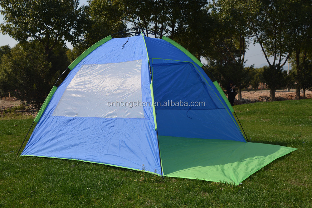 POP UP easy folding camping tents new UV beach tent