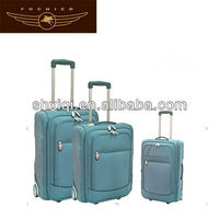 travel polyester carry on 2014 hand luggages with wheels