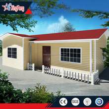 prefabricated homes/Cheap price EPS sandwich panel prefab house/2 bedroom prefab homes