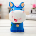 custom plastic pvc animal shape piggy banks,custom made pvc piggy bank animal