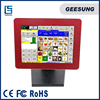 All-in one desktop computer touch screen POS system