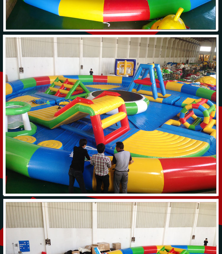adult inflatable water park prices games for sale