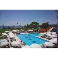 Hotel In Turkey (Antalya-5 Stars) 186 Rooms 5000 M2