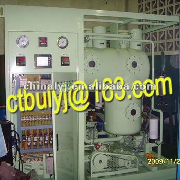 High Capacity Used Transformer Oil Refinery/pyrolysis/distillation Equipment/plant