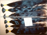 Human High quality Virgin Remy indian Hair Bulk