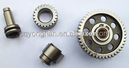High performance camshaft timing gear for HND GL100 motorcycle engine