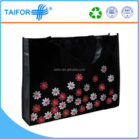 die cut plastic bag carrying handle