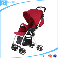 Eye-catching with spacious seat easy to carry baby doll stroller parts with car seat