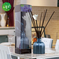 AP 102ml glass bottle aroma reed diffuser