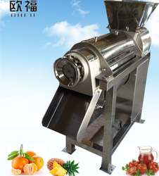 Stainless steel fruit juice processing plant/ watermelon juice extractor/ machine to make grape juice