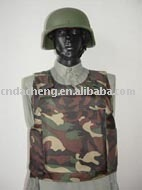 Sell Bulletproof Vest in Camouflage color