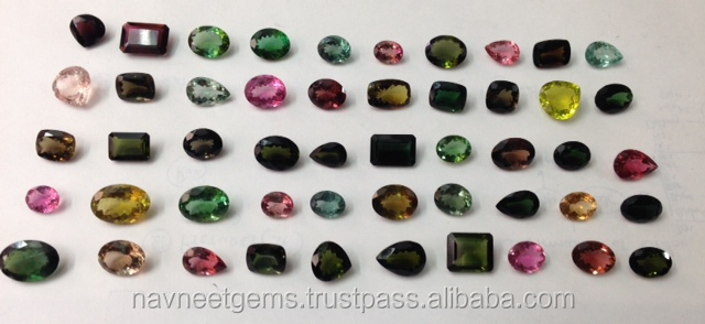 Natural Loose Gems in Thailand