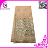 2016 New year indian george lace Design CCL-7G086 george clothing