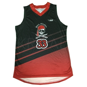 Custom Sublimation printed basketball jersey dri fit basketball uniform design for men