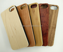 Classic Wood Bamboo Style PC Hard Cheaper Mobile Phone Case for iPhone 5s 6 6plus
