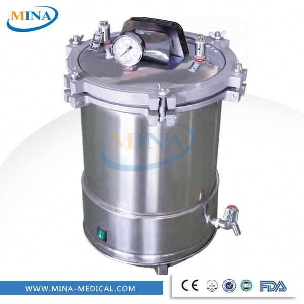 MINA-MJ005 Stainless steel small medical waste autoclave