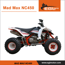 Mad Max Quad 450cc racing and sport CE Approval Atv for rent