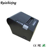 Fast print pos printer thermal driver cheap thermal printer price with RS232/USB Interface