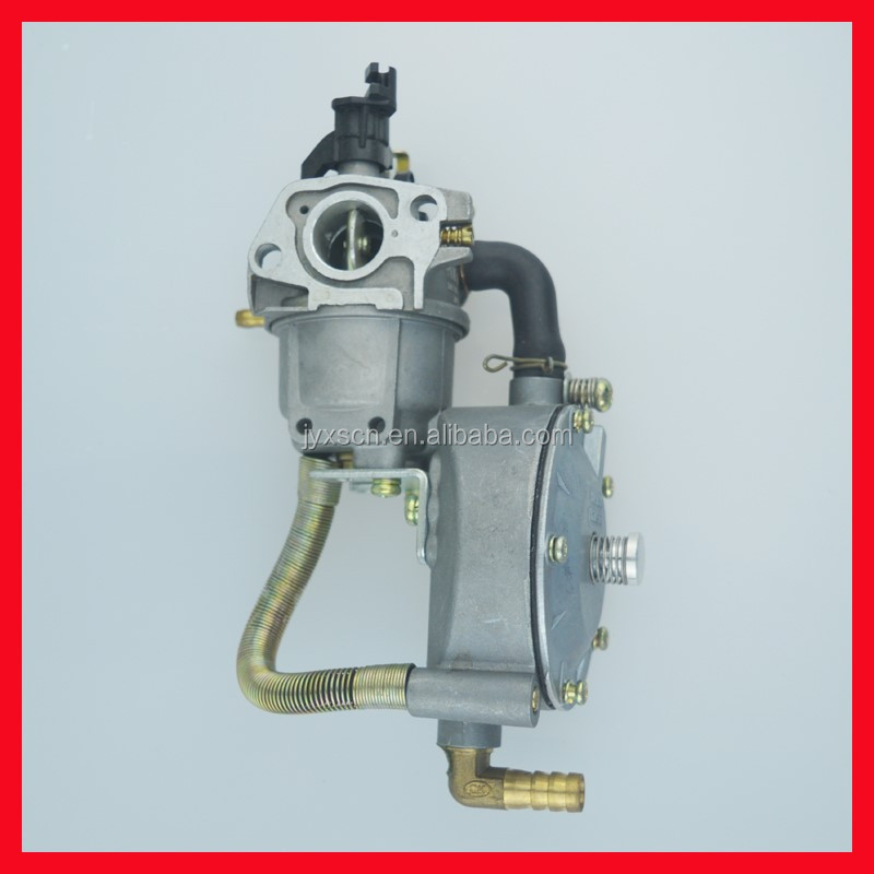 Generator Carburetor For 168F GX160 170F GX200 2KW Dual Fuel LPG NG Conversion Kit Water Pump Engine