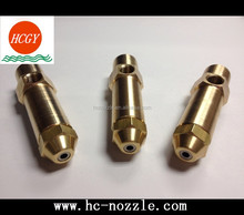 Brass Material Special Fuel Atomizing Oil Burner Nozzle