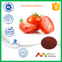 ISO&GMP manufacturer supply tomato extract powder(Lycopene 5% to 20%)