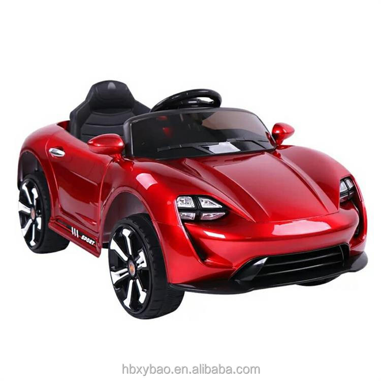 Plastic 12V baby rechargeable battery toy car children electric car price