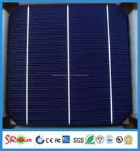 4.3W widely use poly 6 inch cell, thin film solar cell