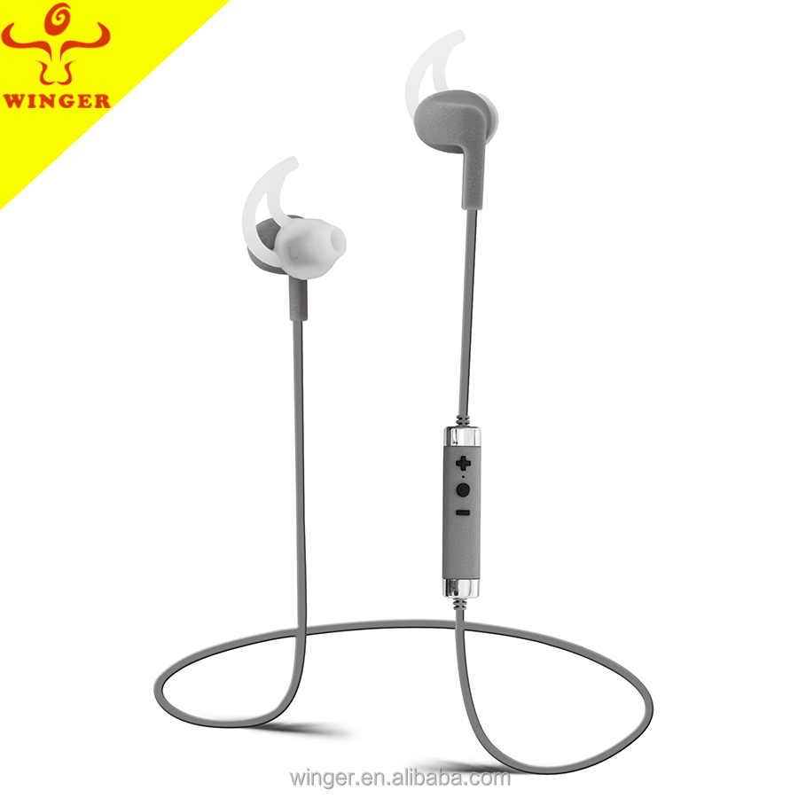 2017 Factory wholesale OEM bluetooth headset mini stereo sport in-ear bluetooth headset