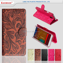 wallet leather mobile phone case cover for nokia lumia 610 800 900 c