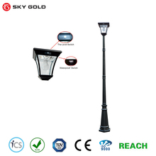 Factory wholesale solar garden lights for outside street light with long life