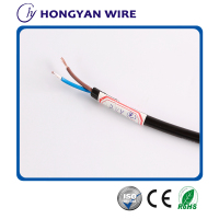 Electrical Wire and cable 2 * 2.5mm2 BVVB hard sheath line of household wiring