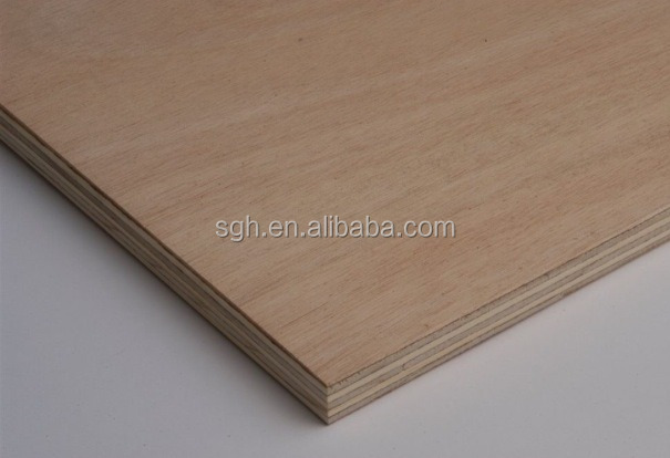 red core plywood , Gurjan face , Gurjan plywood