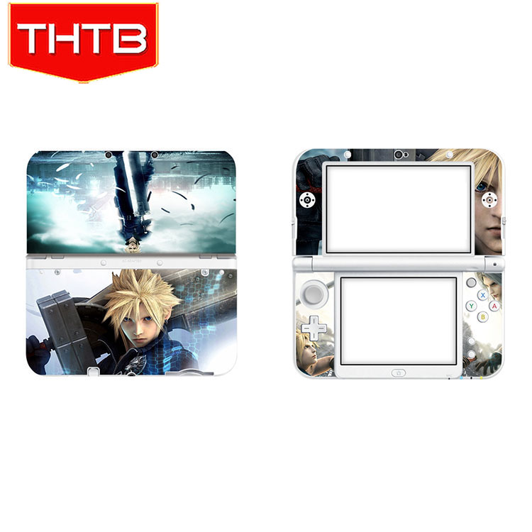 Cover Decals Sticker Skins Wrap For New Nintendo 3DS XL Game Theme