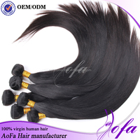 Newest Hair Factory Supply Raw Indian Straight Hair Directly From India In Large Stock