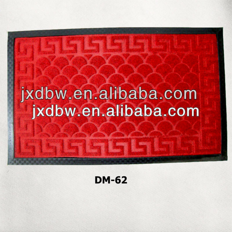 Unique Christmas Decorative Printed Doormats