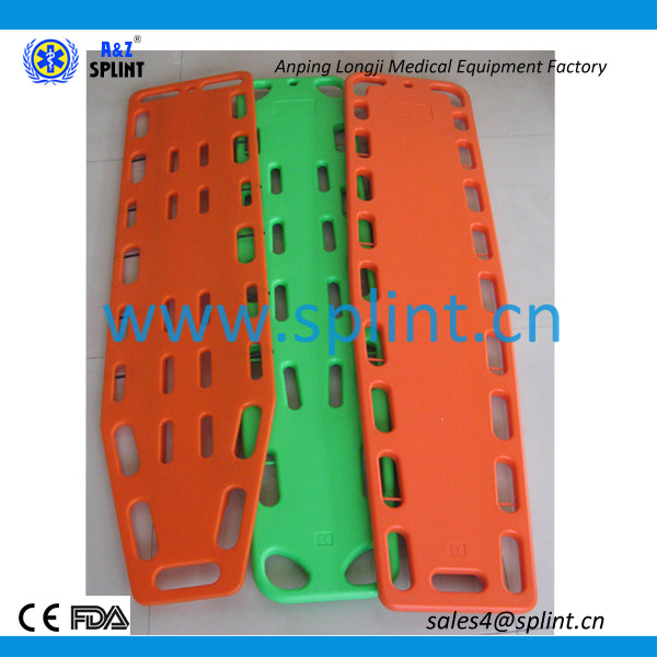 Ambulance Rescue Emergency Spinal Board/Backboard/Spine Board