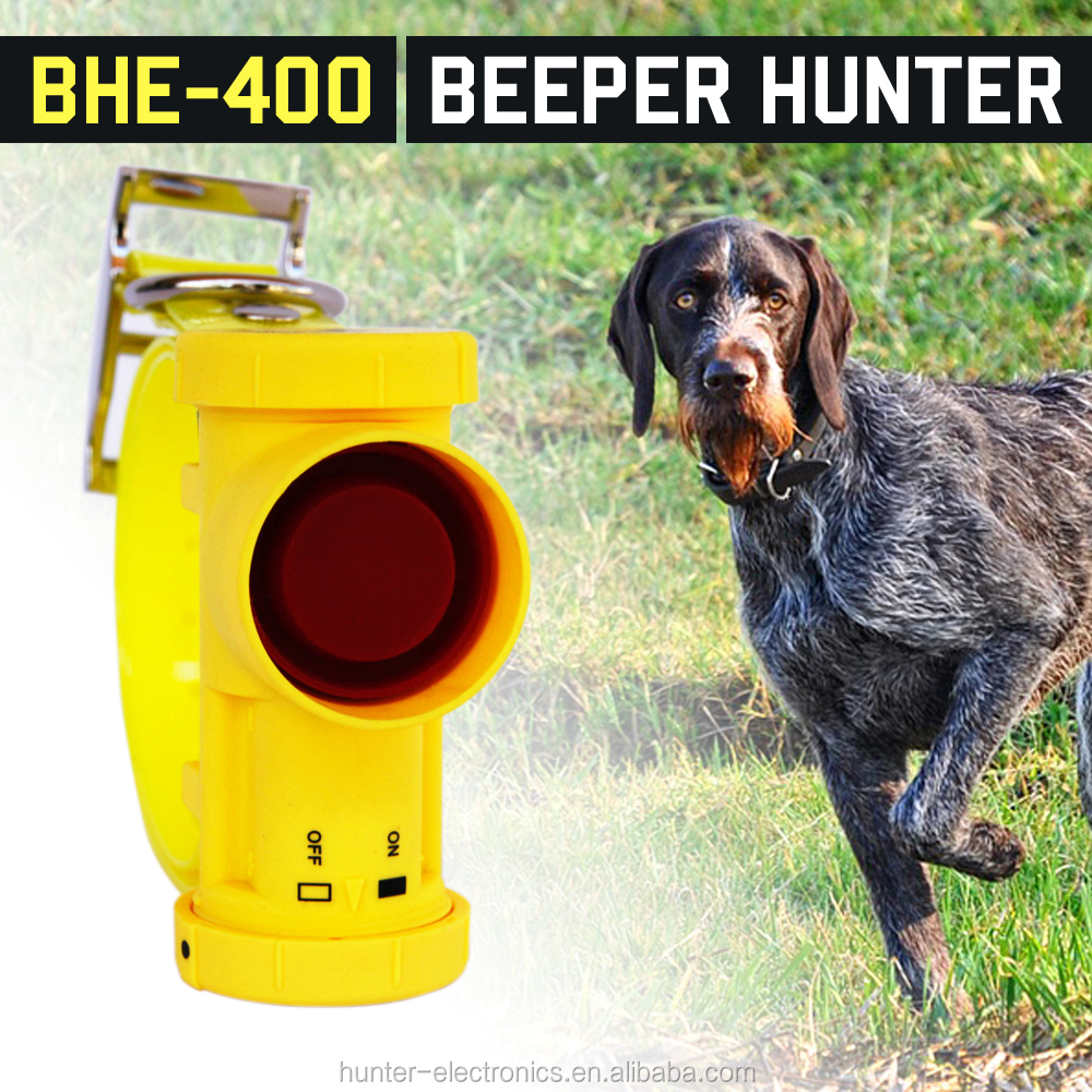 2015 NEW MODEL WATERPROOF DOG BEEPER COLLAR FOR HUNTING