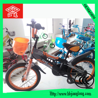 2016 Cool design Cheap Child Mountain Bike/Specail Baby push Bike/Harmless Pass CE Kids Bike for 3 Year