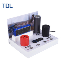 Hot sale Custom Design display acrylic pop electronic components display stands