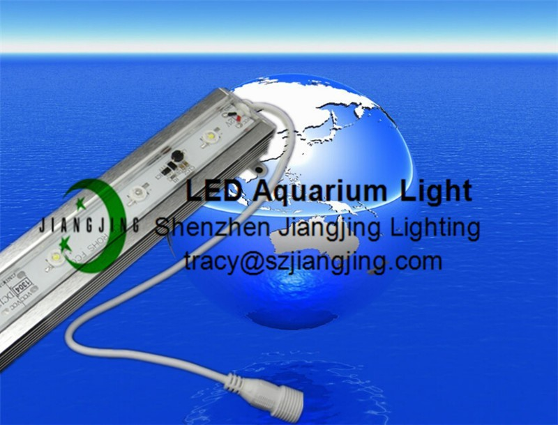 48'' 36'' 24'' 12'' 12V Waterproof diy LED Aquarium Lights Coral Reef Tank lamp
