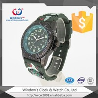 waterproof watch altimeter barometer compass watch